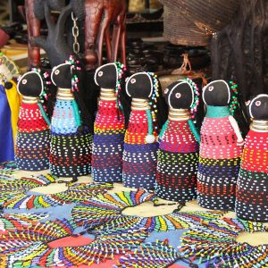 Workshop Ndebele- of Swazi-poppen maken