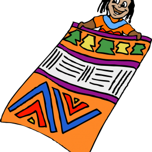 Ndebele Individual Painting